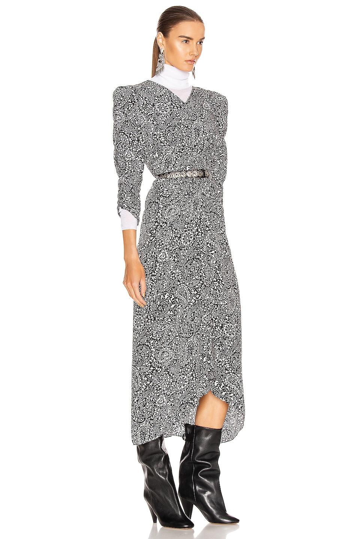 Image 2 of Isabel Marant Albi Dress in Black