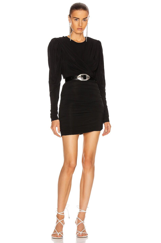 Image 1 of Isabel Marant Ghita Dress in Black