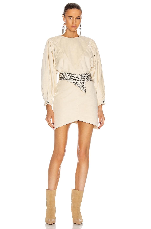 Image 1 of Isabel Marant Dilavio Dress in Ecru