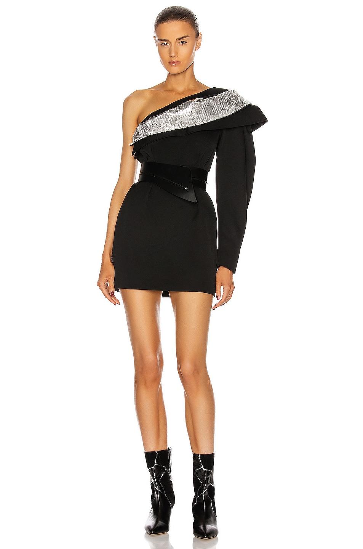 Image 1 of Isabel Marant Lidia Dress in Black