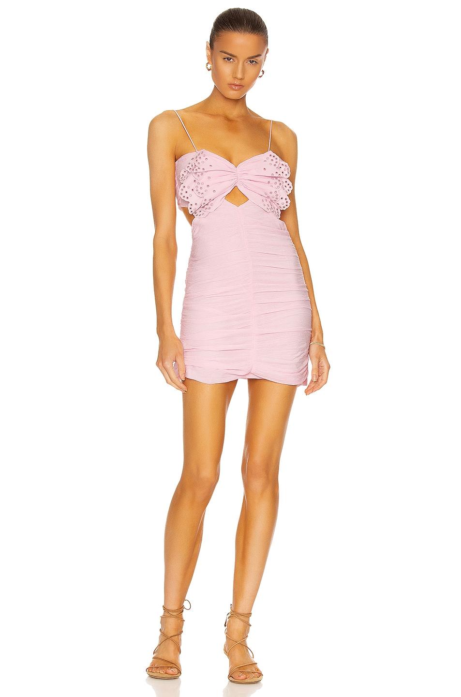 Image 1 of Isabel Marant Likyna Dress in Light Pink