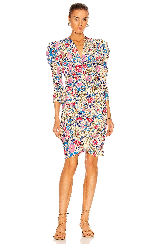 Image 1 of Isabel Marant Celina Dress in Multicolor