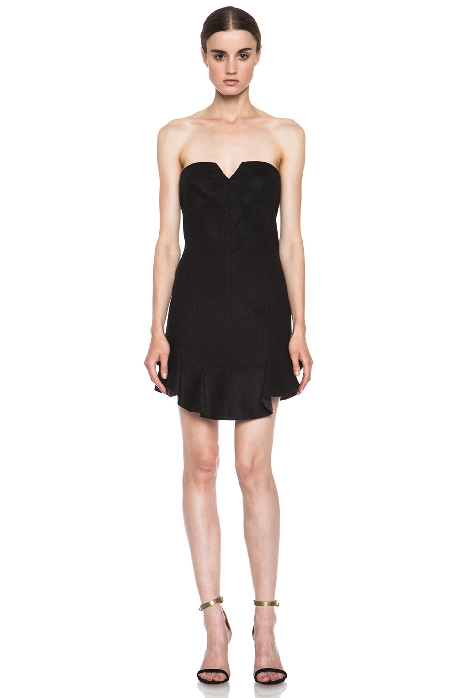 Image 1 of Isabel Marant Ferial Dress in Black