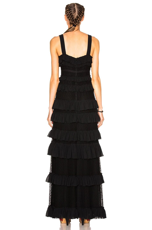 Image 4 of Isabel Marant Easy Evening Tuline Dress in Black