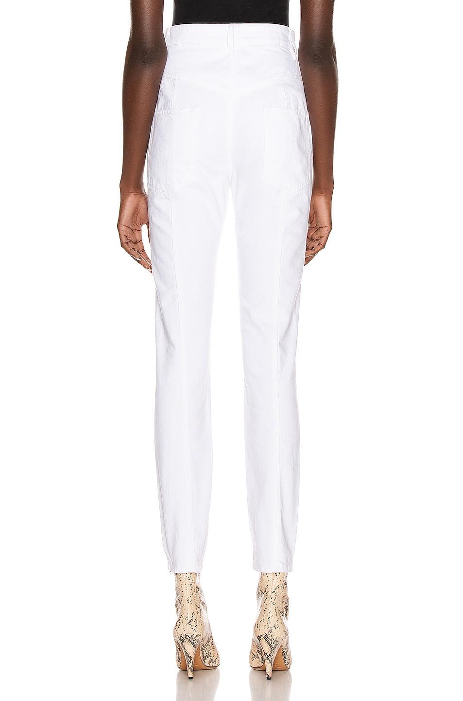 Image 3 of Isabel Marant Kelissa Pant in White