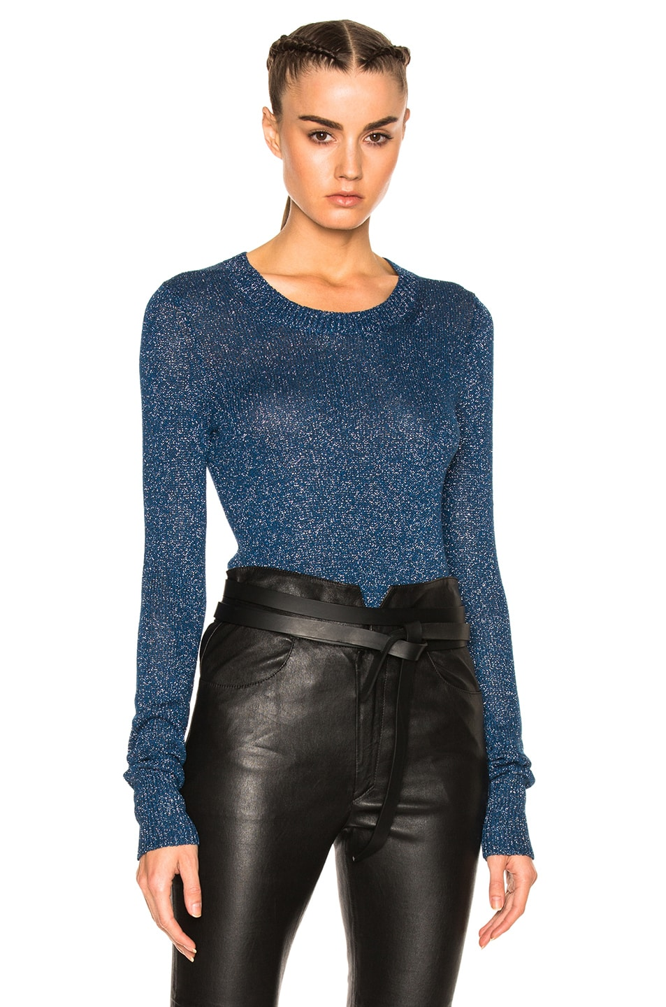 Image 1 of Isabel Marant Beyond Sweater in Blue