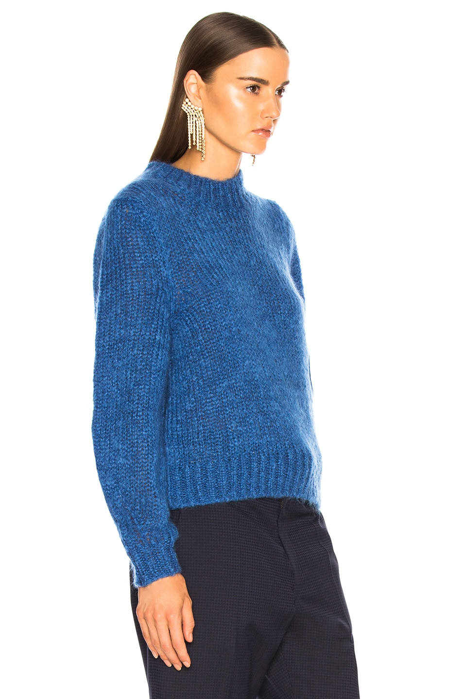 Image 3 of Isabel Marant Ivah Sweater in Blue