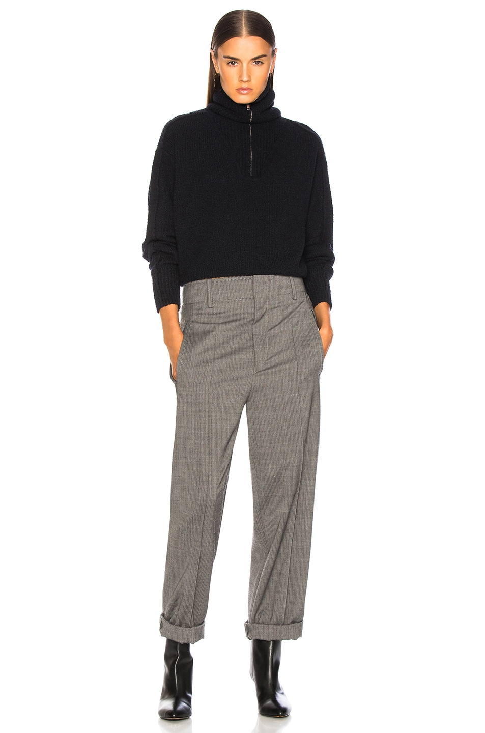 Image 5 of Isabel Marant Fancy Sweater in Midnight