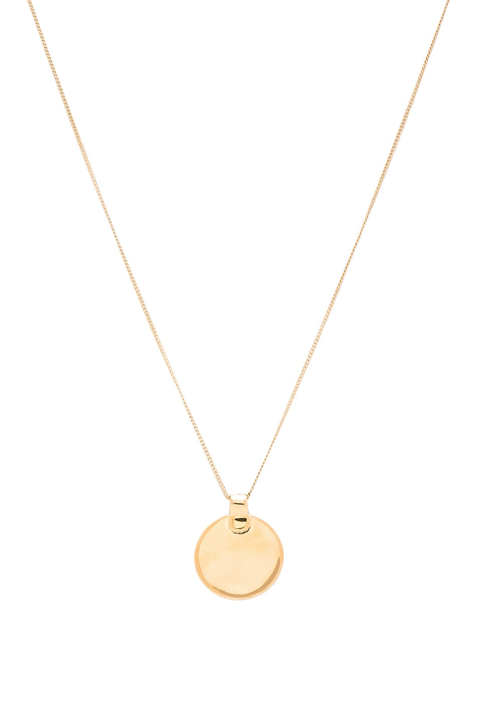 Image 1 of Isabel Marant Also Necklace in Gold