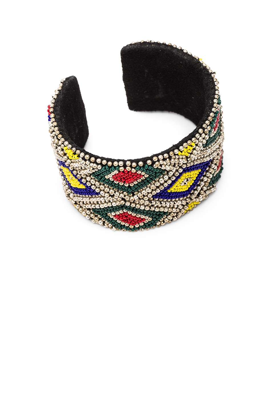 Image 1 of Isabel Marant Beaded Bracelet in Multi