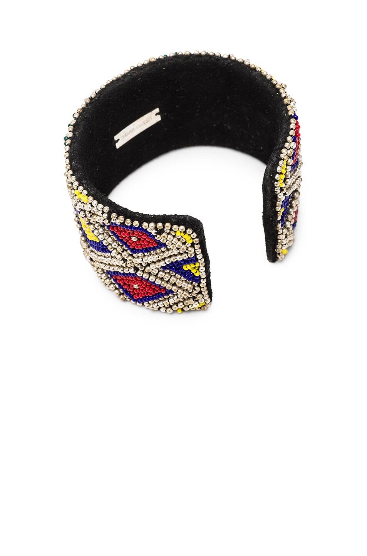 Image 2 of Isabel Marant Beaded Bracelet in Multi