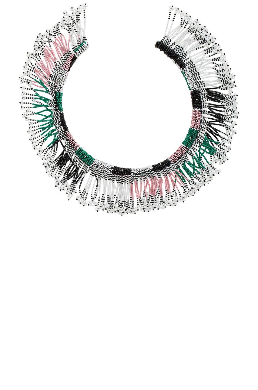 Image 1 of Isabel Marant Tassel Necklace in Multi