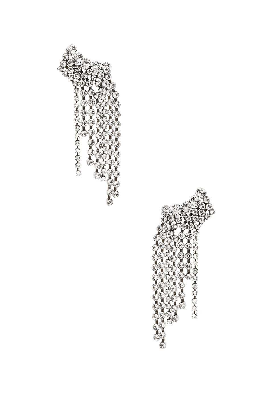 Image 1 of Isabel Marant A Wild Shore Earrings in Transparent