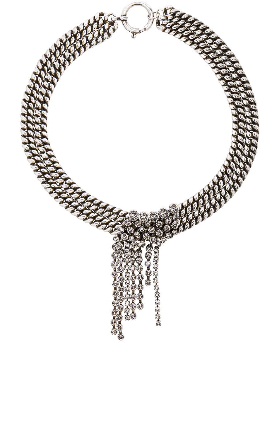 Image 1 of Isabel Marant A Wild Shore Choker in Transparent