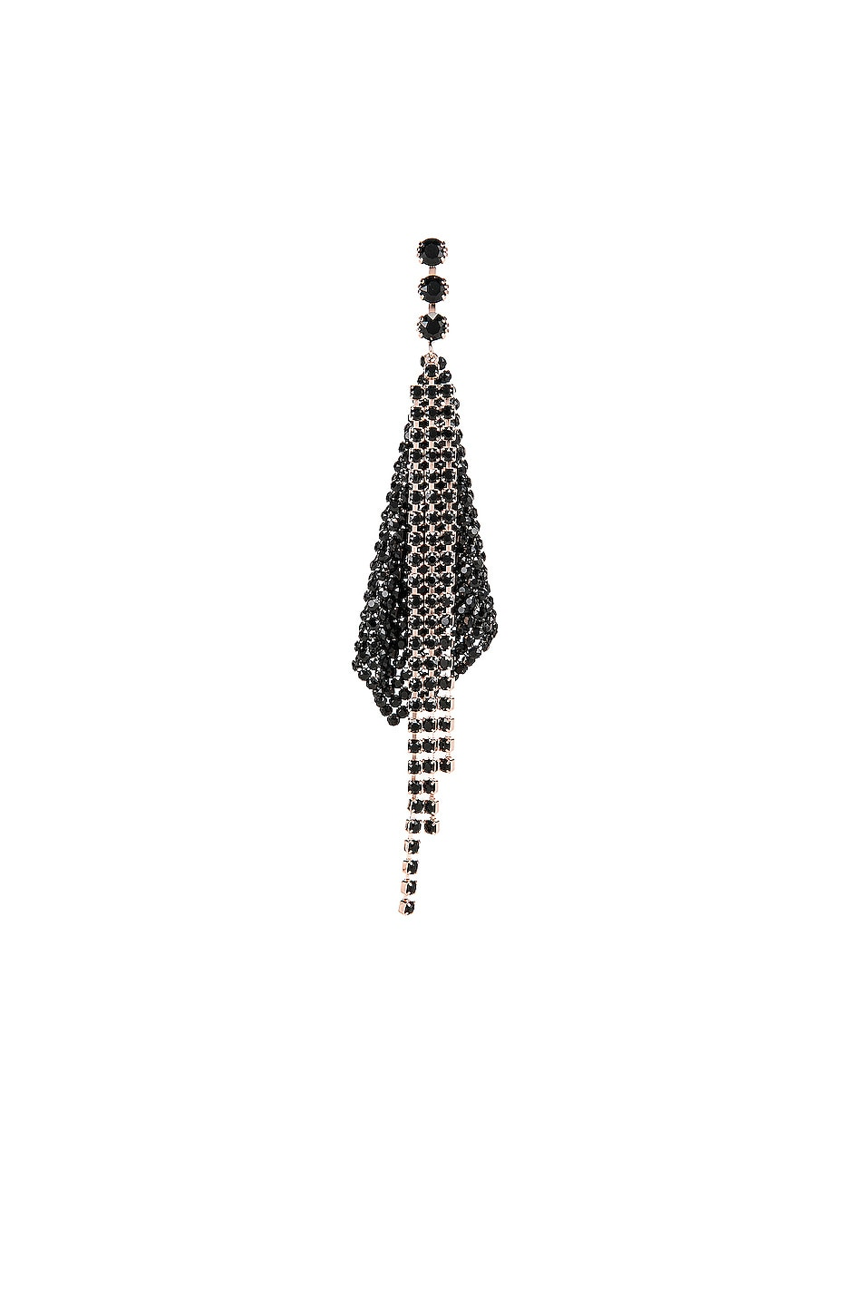 Image 1 of Isabel Marant Nile Single Earring in Black