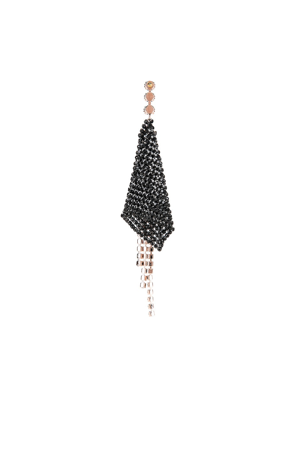 Image 4 of Isabel Marant Nile Single Earring in Black