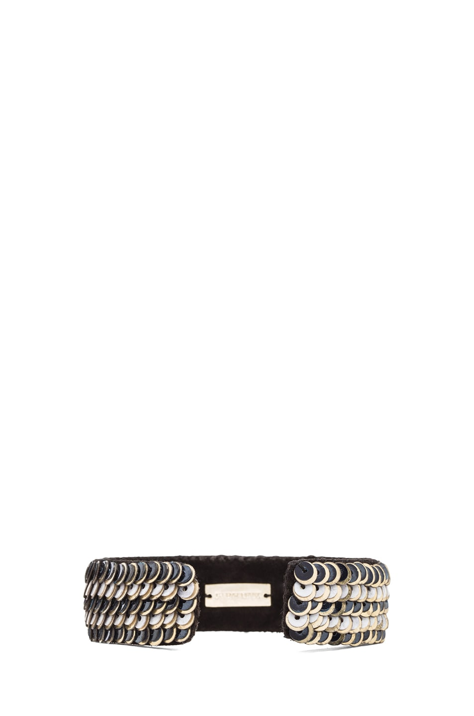 Image 3 of Isabel Marant Be Groovy Bracelet in Grey