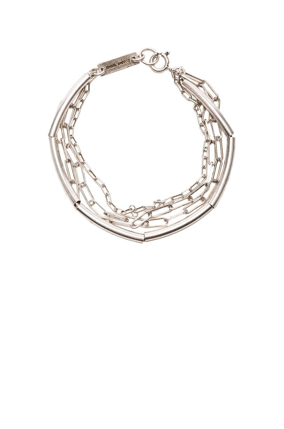 Image 1 of Isabel Marant Downtown Bracelet in Silver