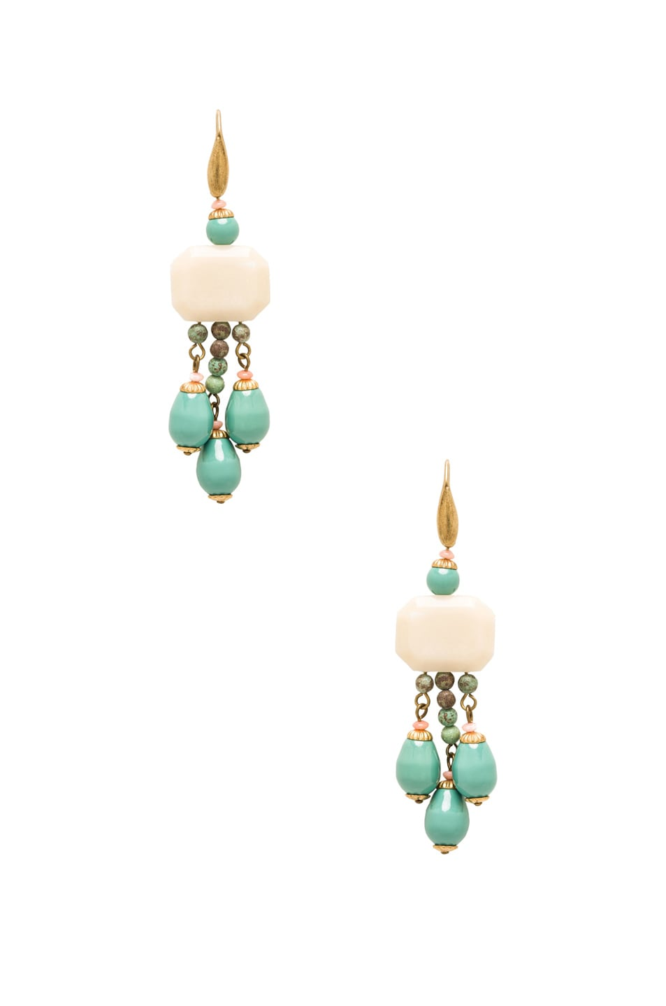 Image 1 of Isabel Marant Valentina Earring in Blue