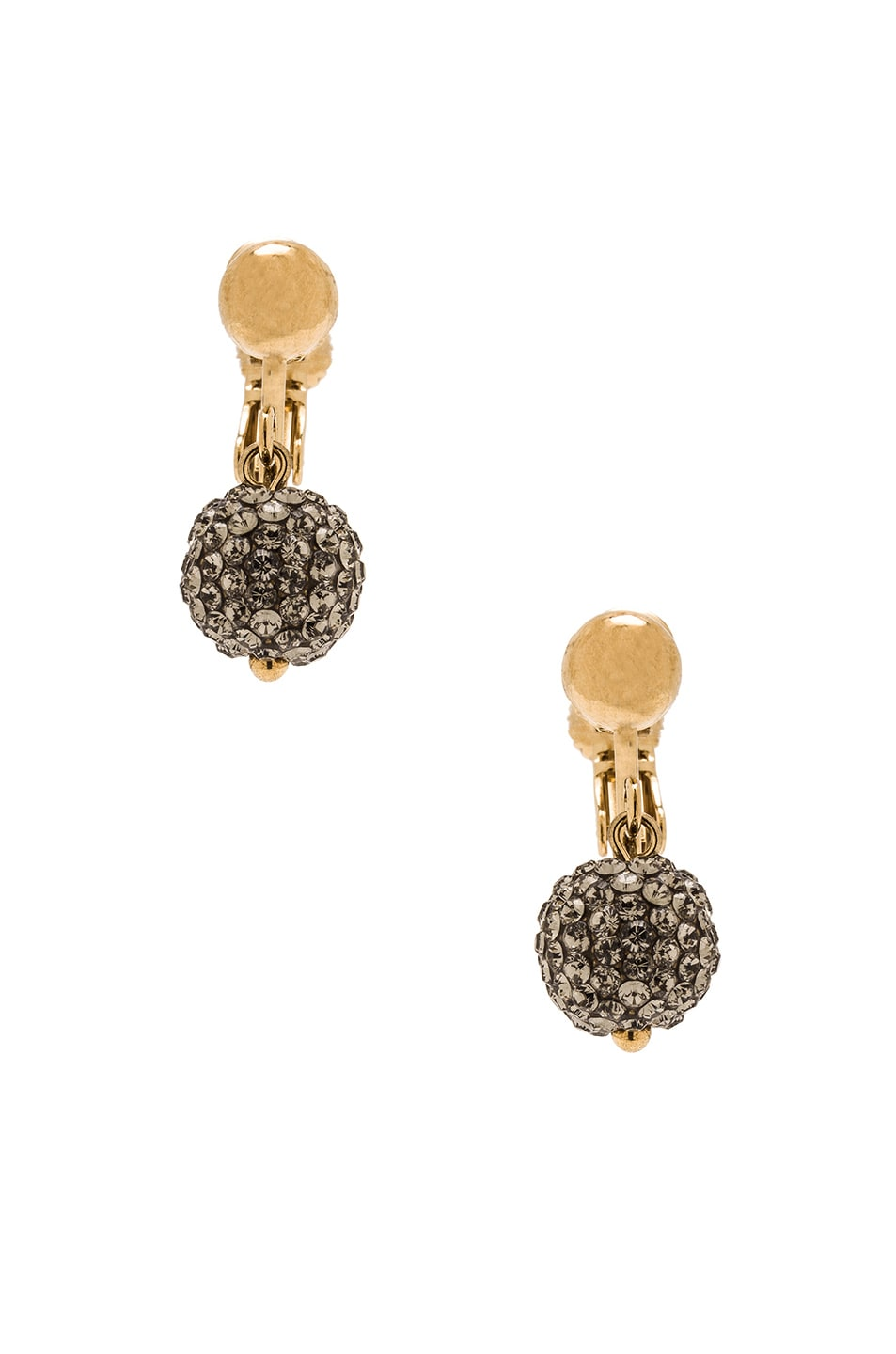 Image 1 of Isabel Marant The Party Earrings in Grey