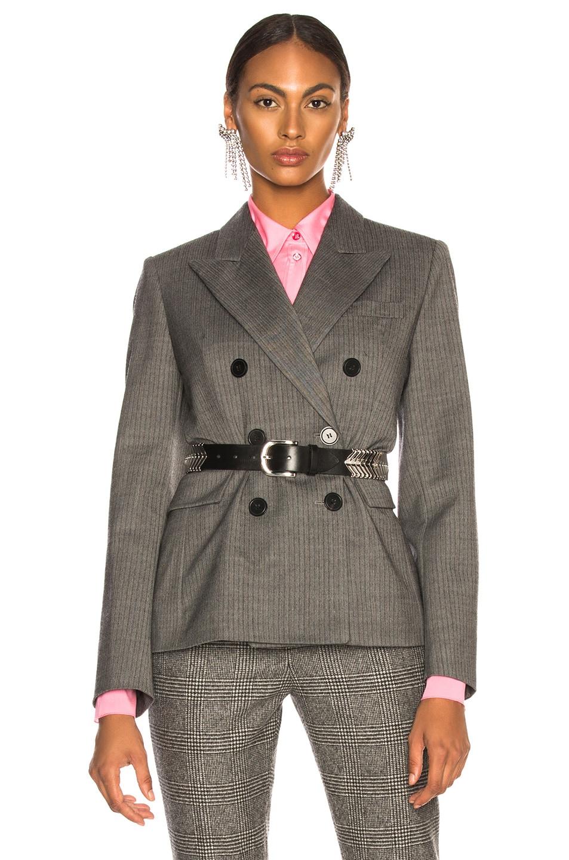 Image 1 of Isabel Marant Helsey Jacket in Grey