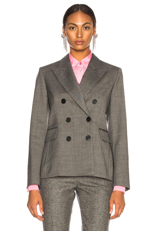 Image 3 of Isabel Marant Helsey Jacket in Grey