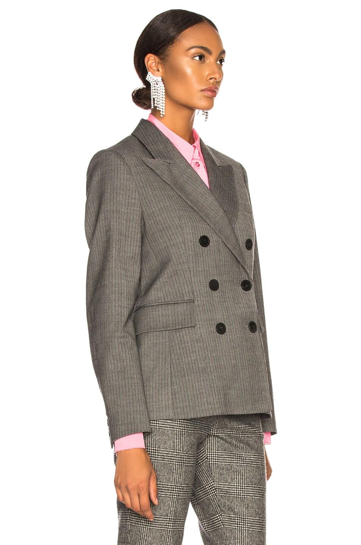 Image 4 of Isabel Marant Helsey Jacket in Grey