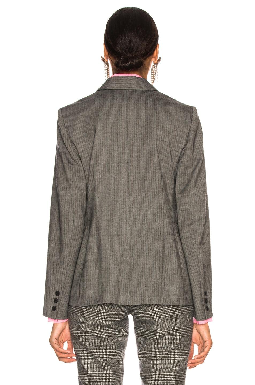 Image 5 of Isabel Marant Helsey Jacket in Grey