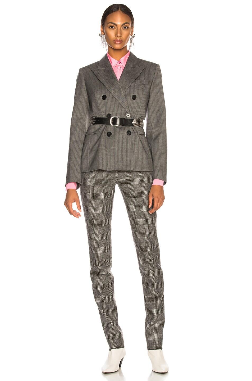 Image 6 of Isabel Marant Helsey Jacket in Grey