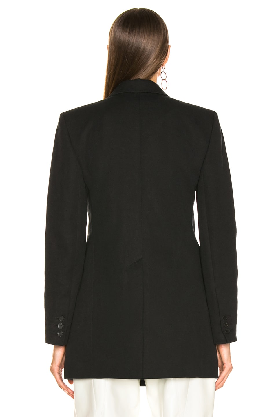 Image 4 of Isabel Marant Kleigh Jacket in Faded Black