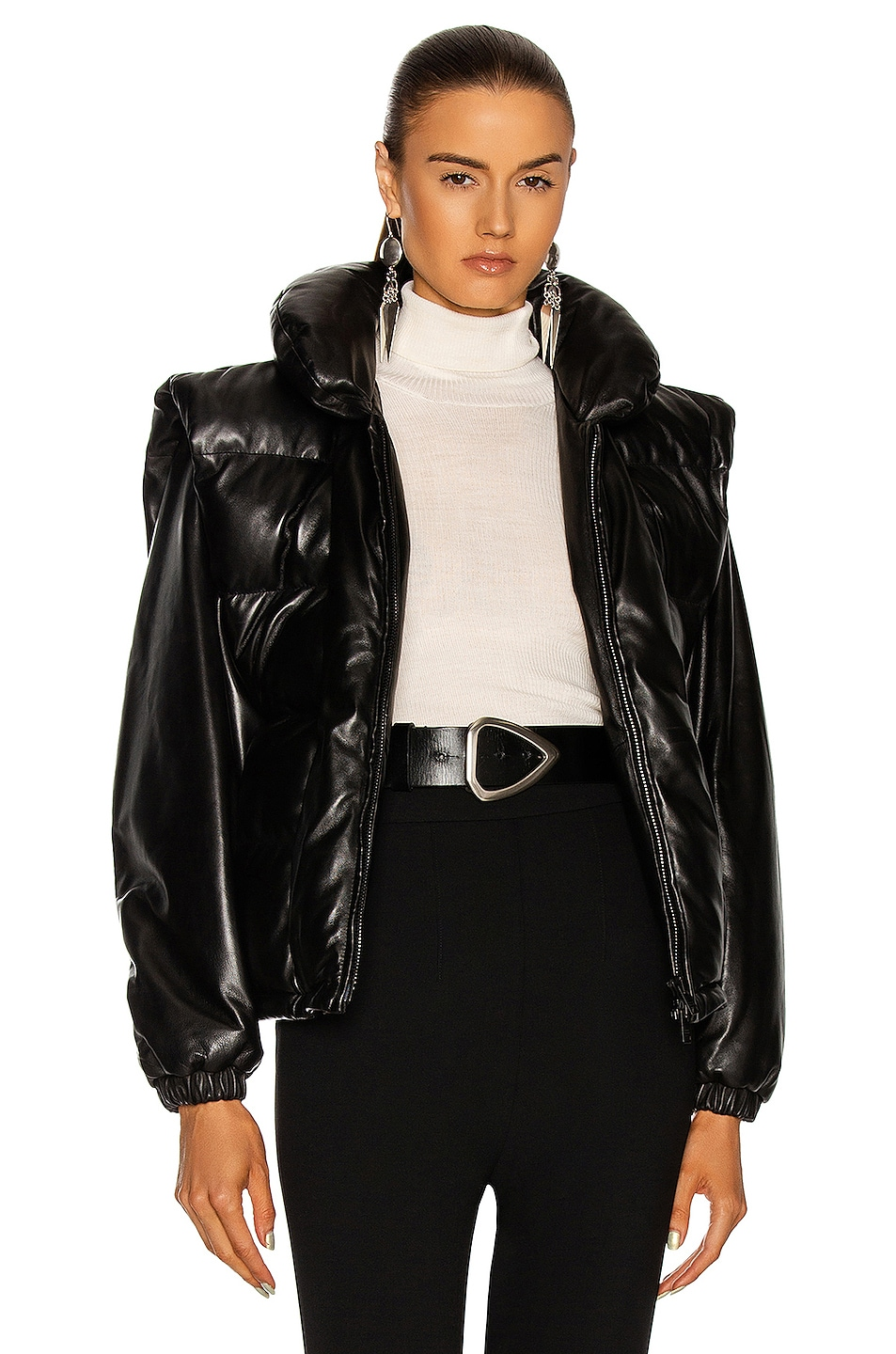 Image 1 of Isabel Marant Malory Jacket in Black