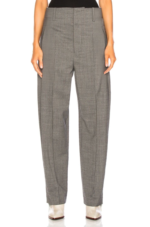 Image 1 of Isabel Marant Hami Pant in Grey