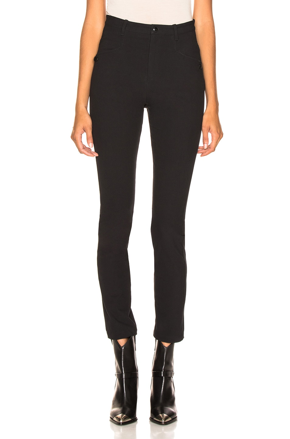 Image 1 of Isabel Marant Leonard Pant in Black