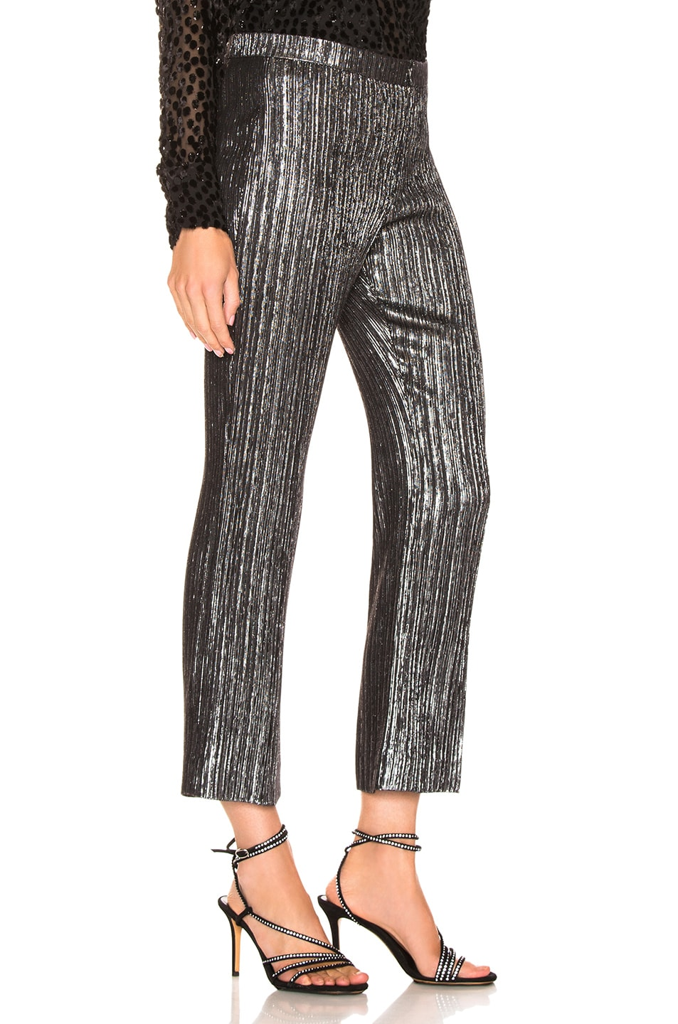 Image 2 of Isabel Marant Denlo Pant in Silver