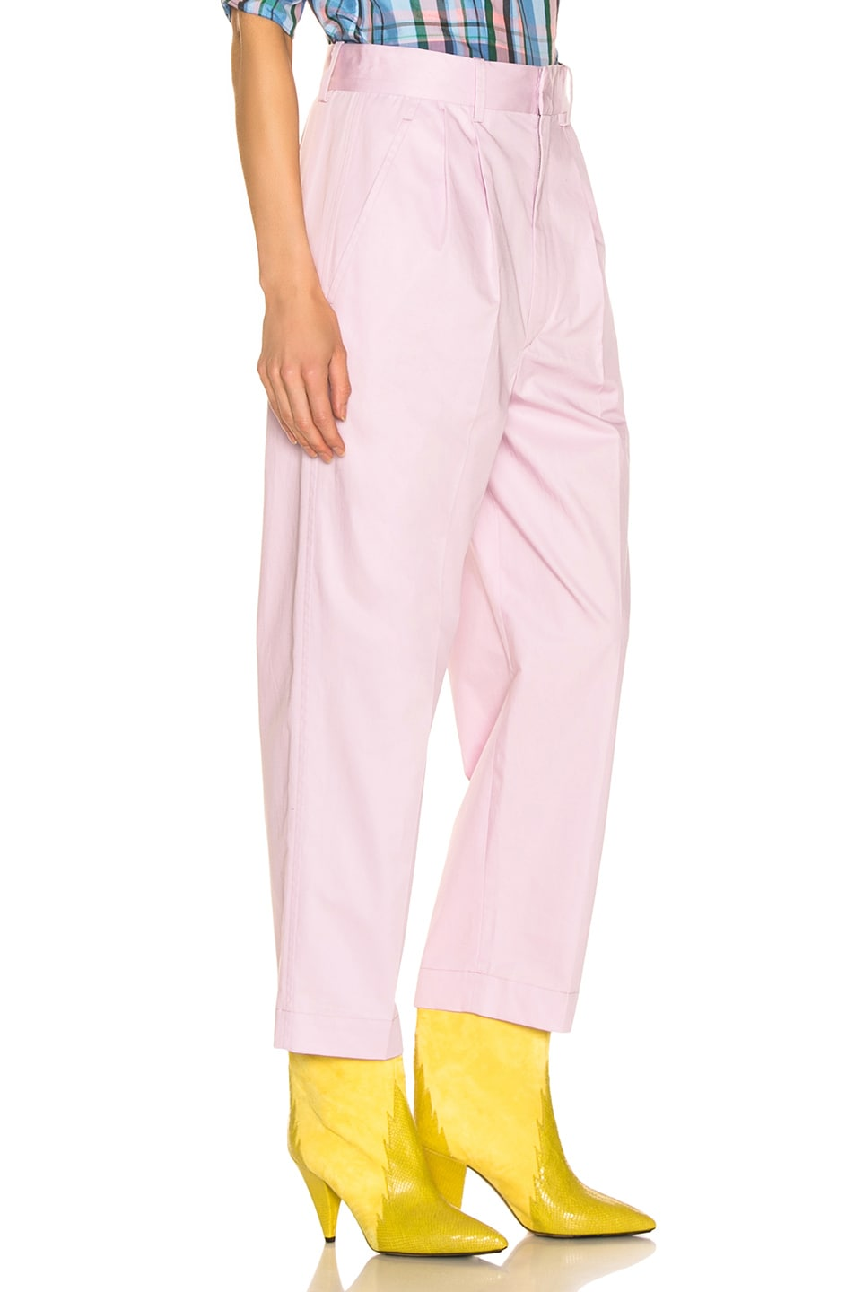 Image 2 of Isabel Marant Grayson Pant in Light Pink