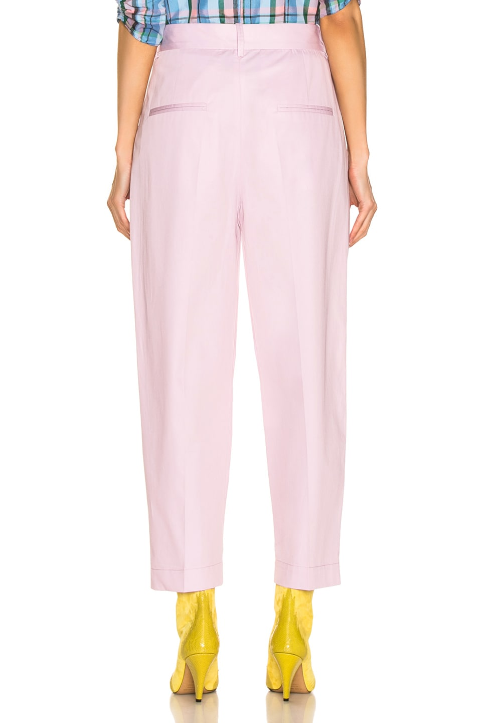 Image 3 of Isabel Marant Grayson Pant in Light Pink