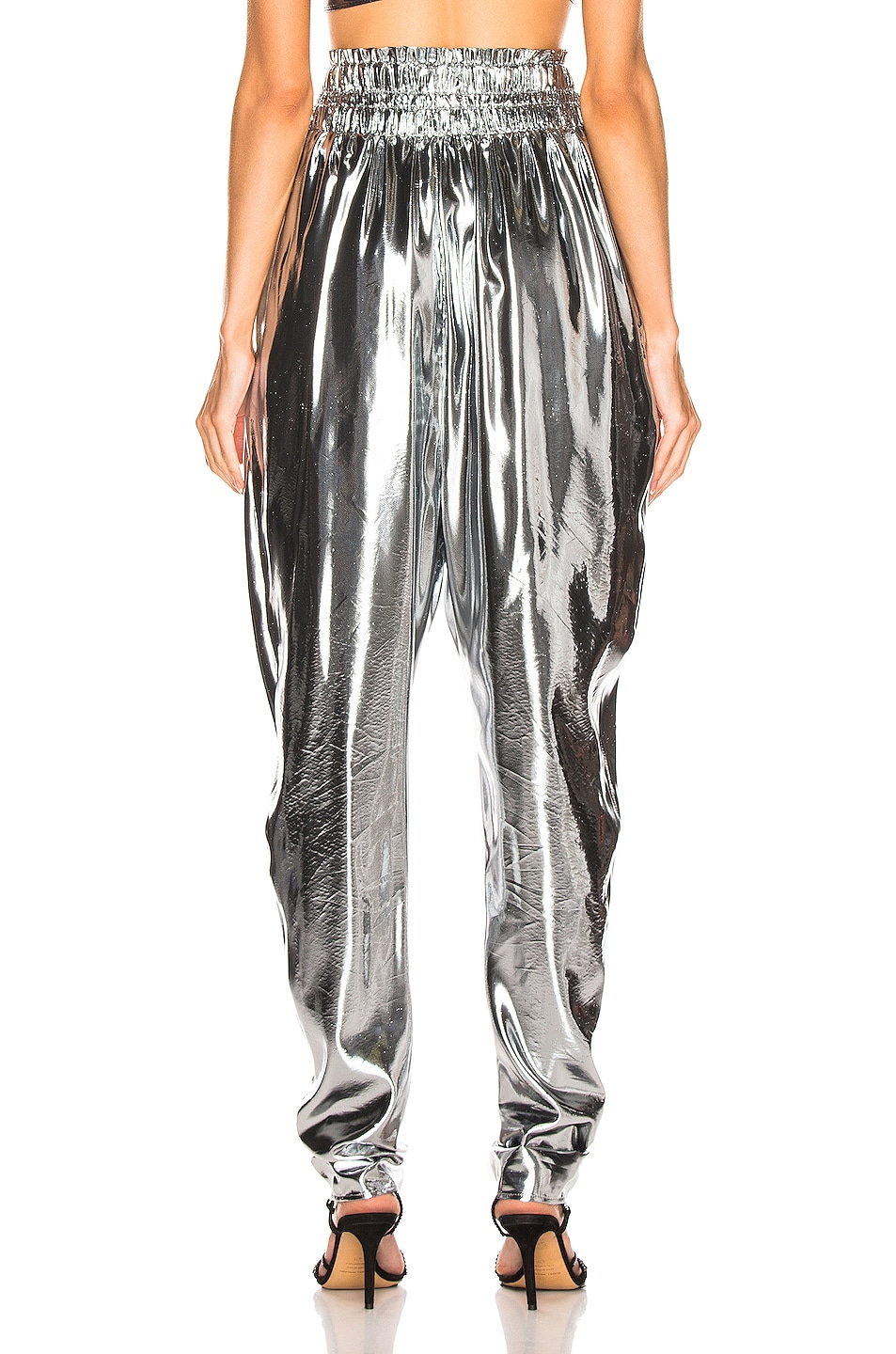 Image 3 of Isabel Marant Kariam Pant in Silver