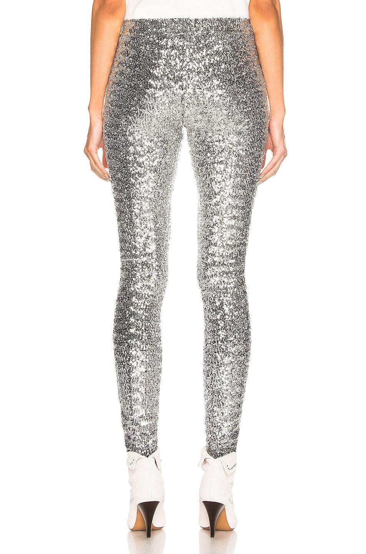 Image 3 of Isabel Marant Odiz Pant in Silver