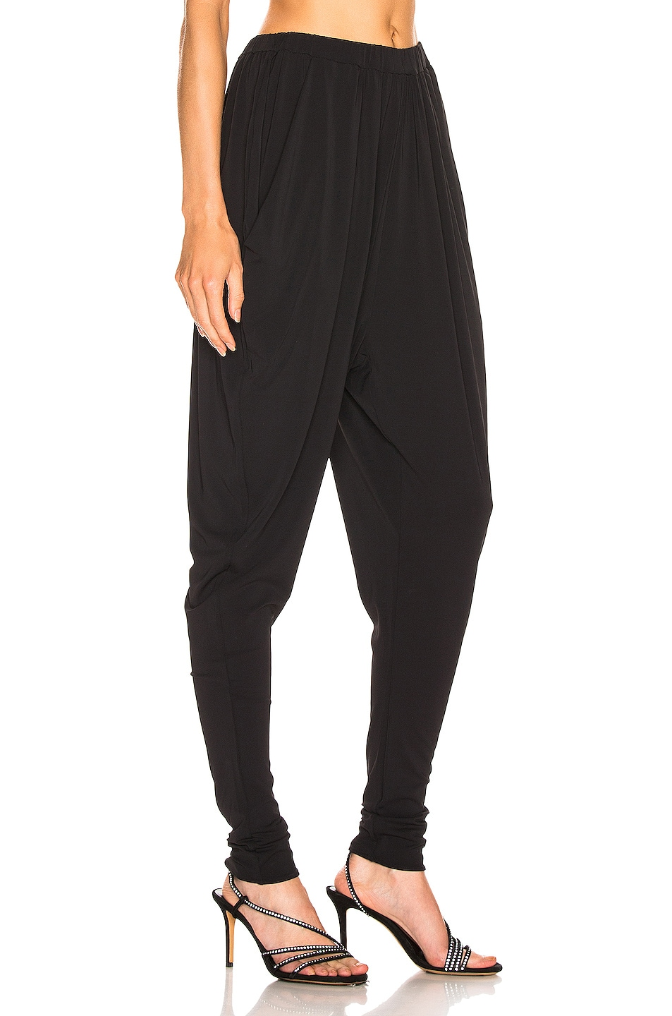 Image 2 of Isabel Marant Marian Pant in Black