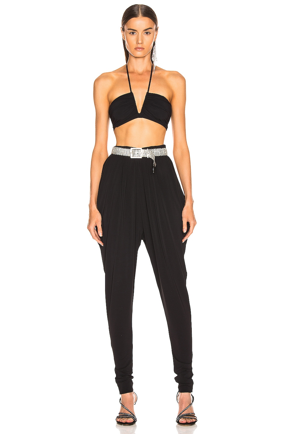 Image 4 of Isabel Marant Marian Pant in Black