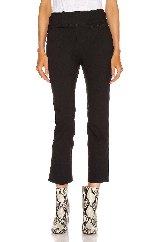 Image 1 of Isabel Marant Ovida Trouser in Black