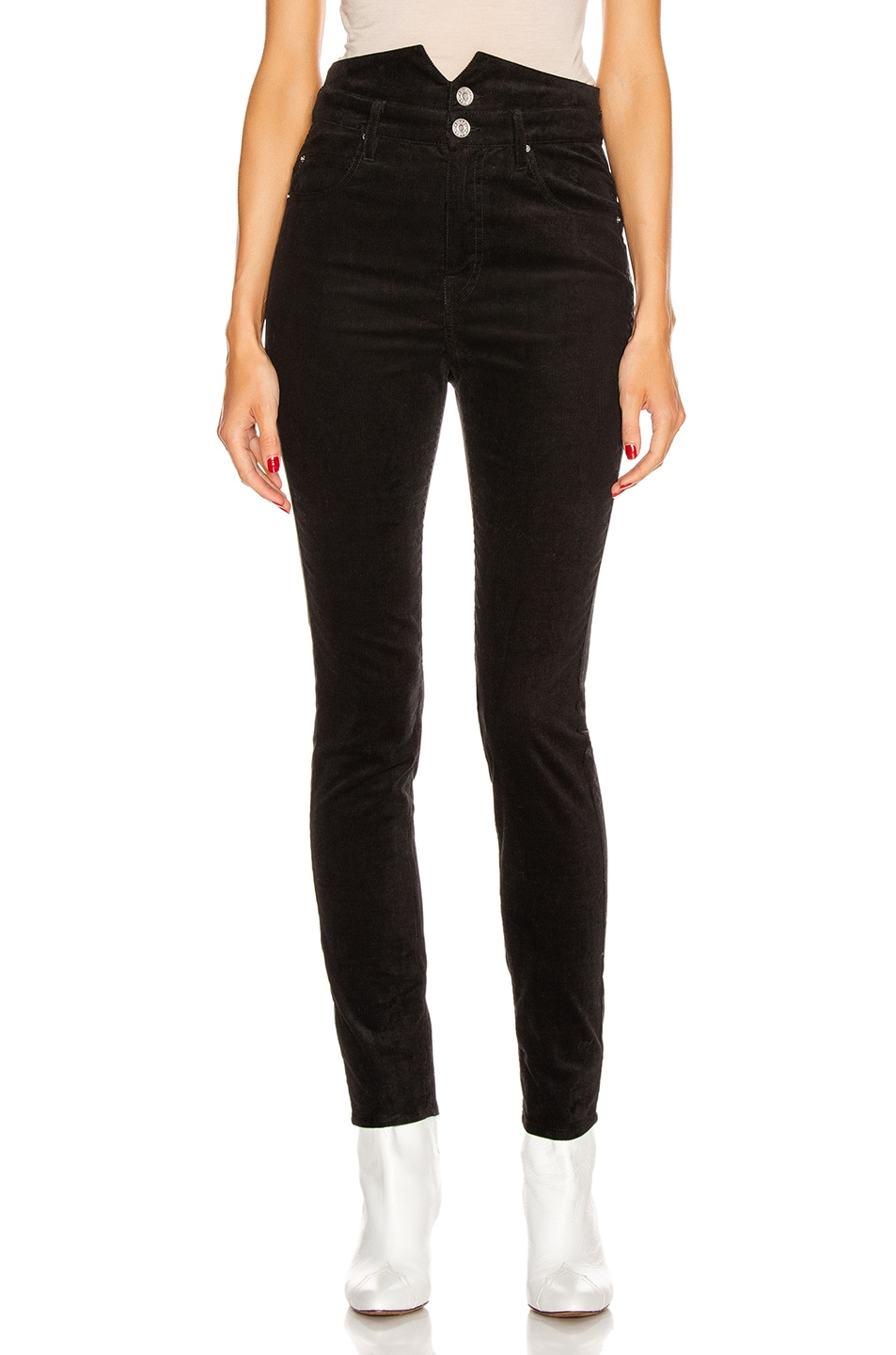 Image 1 of Isabel Marant Verna Pant in Black