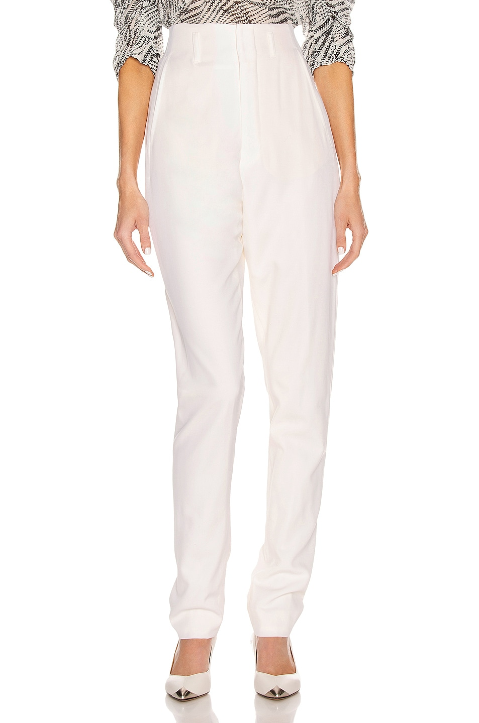 Image 1 of Isabel Marant Amaya Pant in Ecru
