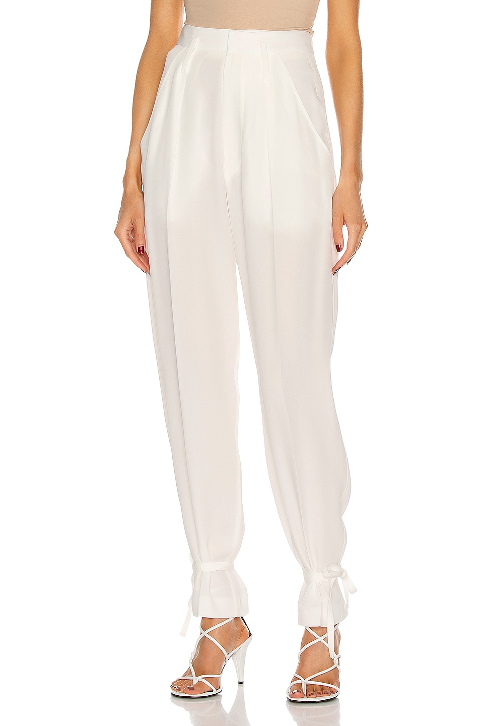 Image 1 of Isabel Marant Racomi Pant in White