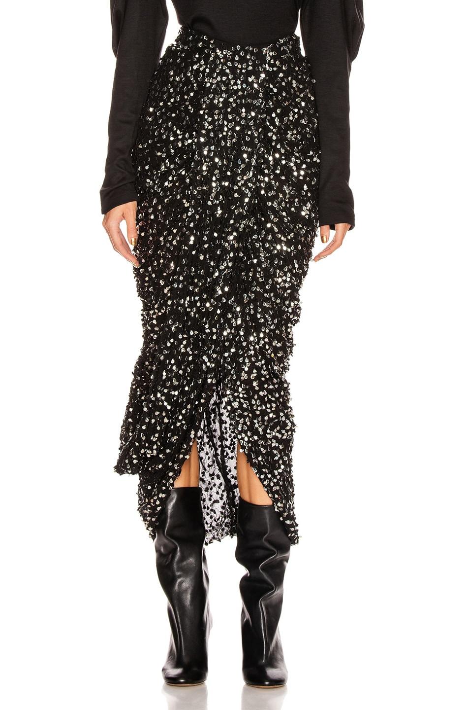 Image 1 of Isabel Marant Calliandra Skirt in Black