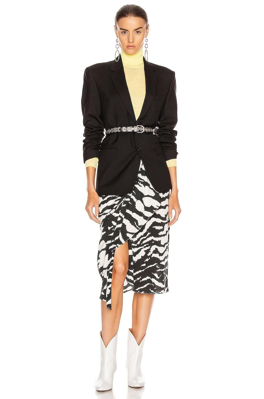 Image 4 of Isabel Marant Fabiana Skirt in Black