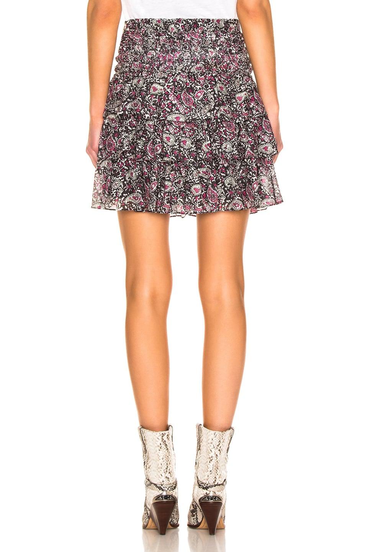 Image 3 of Isabel Marant Nukia Skirt in Black