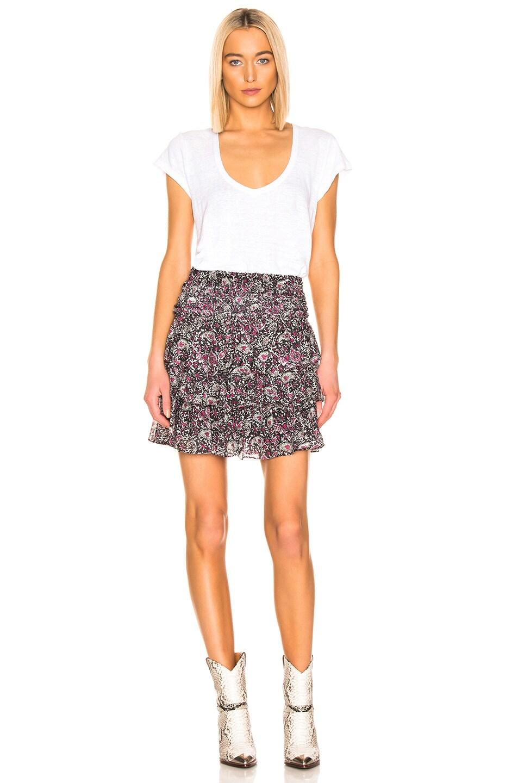 Image 4 of Isabel Marant Nukia Skirt in Black
