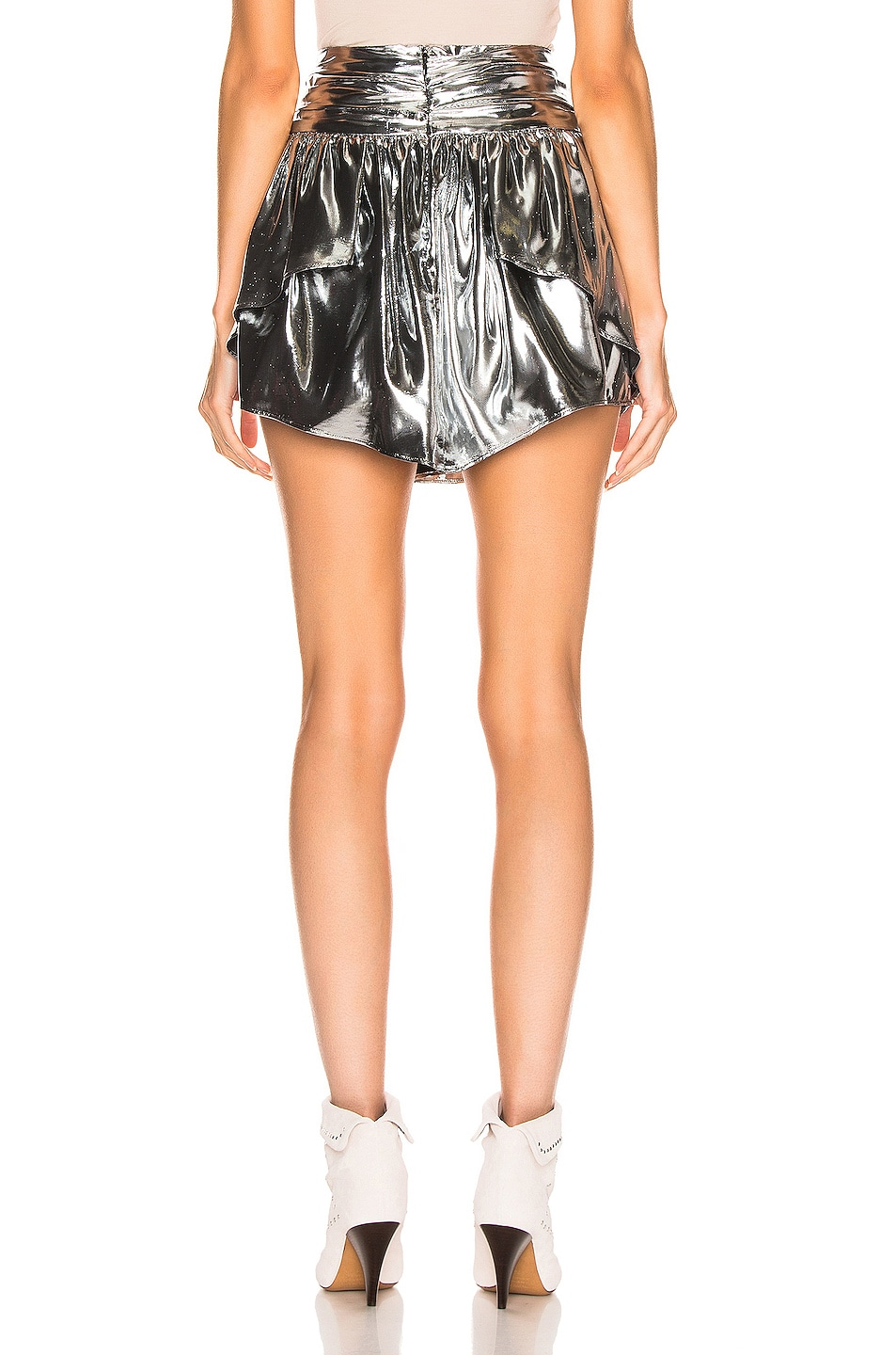 Image 3 of Isabel Marant Kira Skirt in Silver
