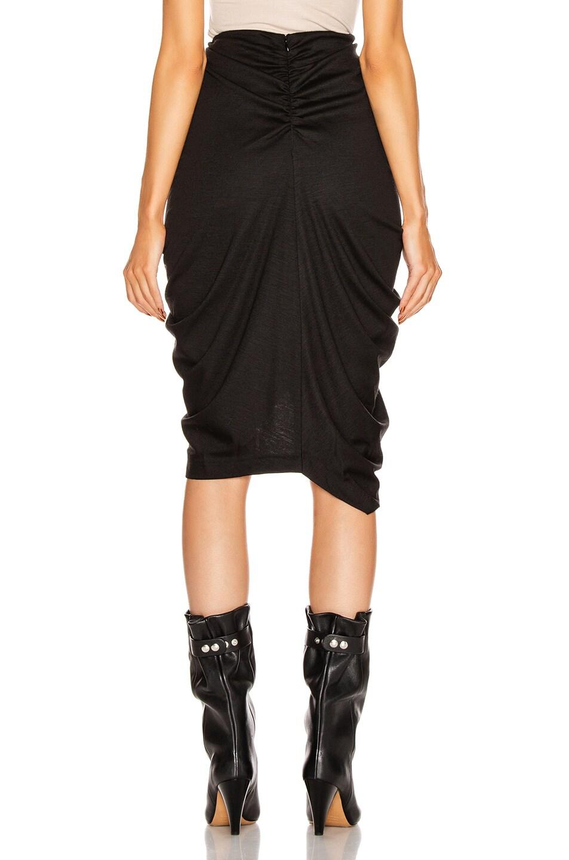 Image 3 of Isabel Marant Datisca Skirt in Black